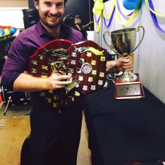 Scanlan and Breayley take out top awards at Norths Seniors & Womens rugby league presentation night