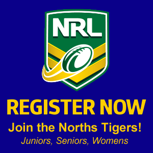 Sign up to play for the Norths Tigers